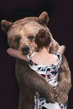 Bear hug von Elianne van Turennout