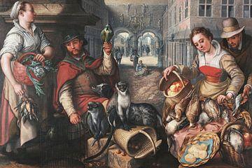 Anbieter von exotischen Tieren, Joachim Beuckelaer