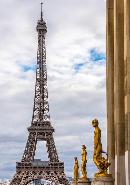 Eiffelturm  van Hans Altenkirch