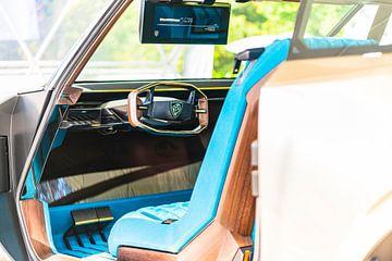 Peugeot e-LEGEND CONCEPT auto interieur van Sjoerd van der Wal