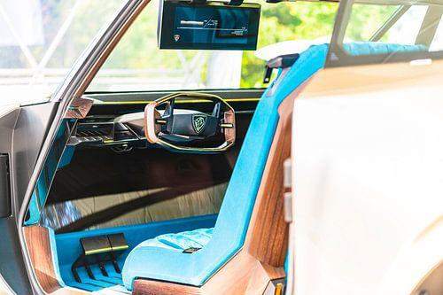 Peugeot e-LEGEND CONCEPT auto interieur