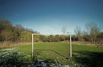 Ancien but de football sur BVpix