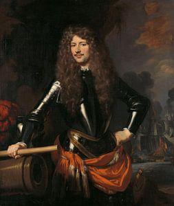 Cornelis Evertsen, luitenant-admiraal van Zeeland, Nicolaes Maes