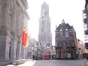 Utrecht, Stadhuisplein  van