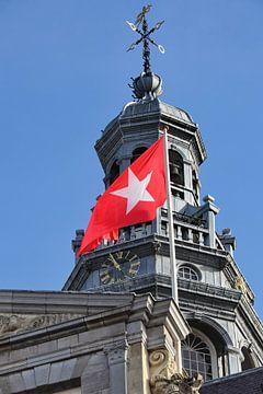 Maastricht-Flagge von John Kerkhofs