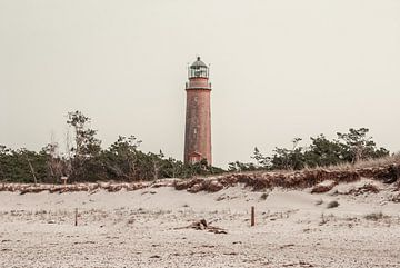 Leuchtturm Prerow von Steffen Gierok