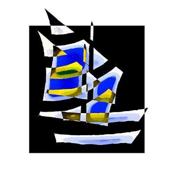 Boats van Leopold Brix