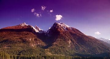 Alpenlandschaft von BVpix