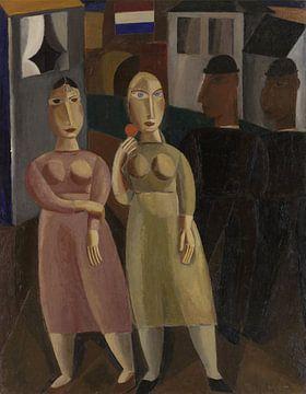 Sonntag, Gust de Smet (1921) von Atelier Liesjes