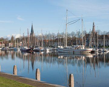 Westerhaven van Robert Gieling