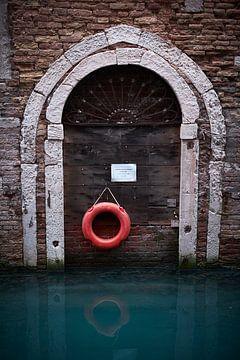 Venise sous l'eau sur Karel Ham