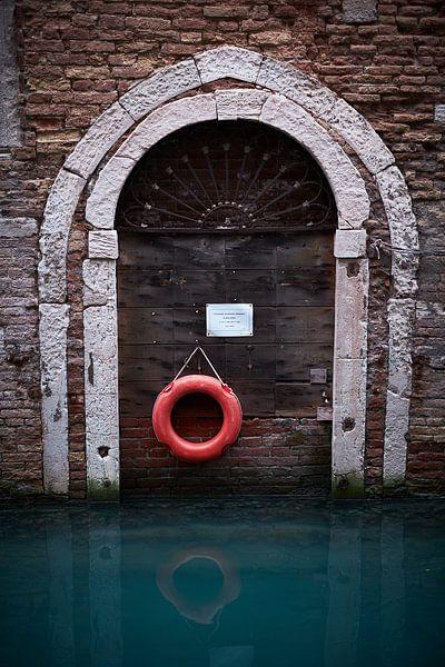 Venedig unter Wasser von Karel Ham