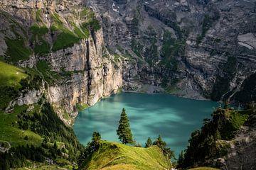 Oeschinensee Schweiz von Achim Thomae