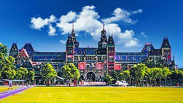 Rijksmuseum Amsterdam van Digital Art Nederland
