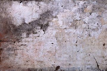 verweerde kalkmuur van Affect Fotografie