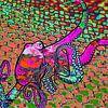 Digitales Arbeiten mit einem Tintenfisch von Ton Kuijpers Miniaturansicht