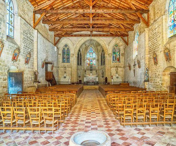 Eglise Notre Dame, Molières