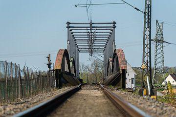 Verschiedene Eisenbahnbrückenübergänge aus Deutschland von Matthias Korn