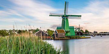 Molen Zaanse Schans van Jochem van der Blom