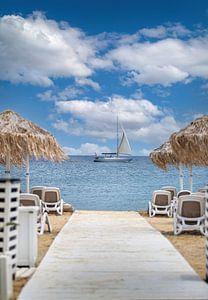 Insel Kos in Griechenland von Costas Ganasos