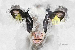 De lachende koe
