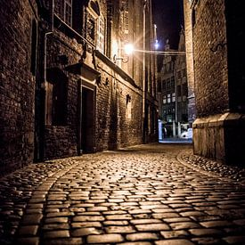 De straten van Gdansk  van Ellis Peeters
