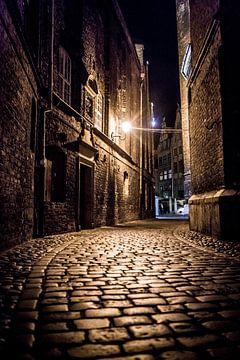 Les rues de Gdansk sur Ellis Peeters