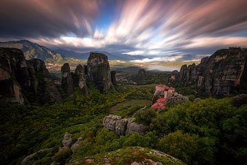 Meteora, Kalampaka, Griechenland von Konstantinos Lagos