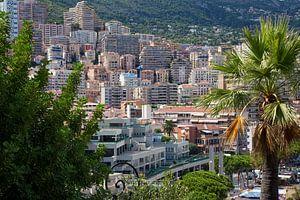 View on Monaco