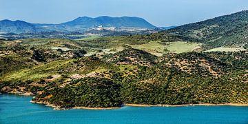 Landschap Andalucië, Spanje van Harrie Muis