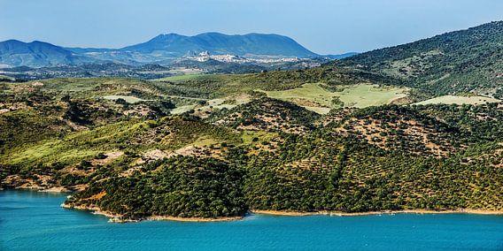 Landschap Andalucië, Spanje
