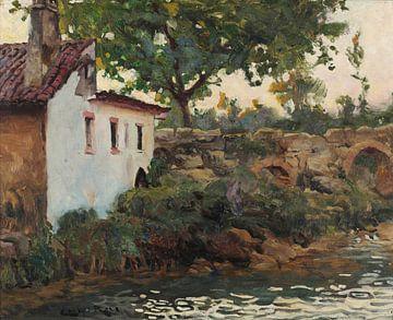 Carlos Travel~Die Wassermühle
