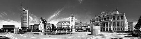 Leipzig - Augustusplatz