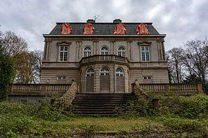 Spookhuis van Jacco van der Giessen
