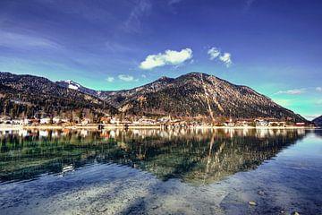 Bergpanorama am Walchensee von Roith Fotografie