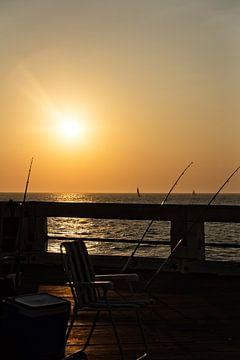 Relax op de pier van Christophe Fruyt