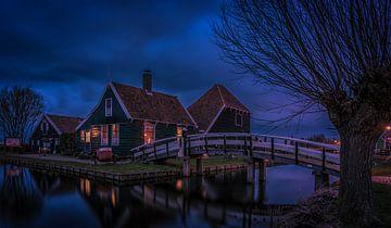Old Dutch houses van Mario Calma