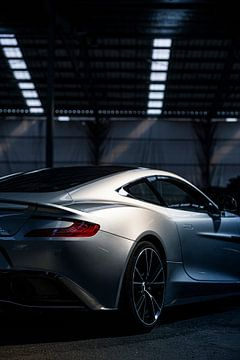 Aston Martin Vanquish van Ansho Bijlmakers