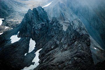 berg oostenrijk von Marloes Hoekema