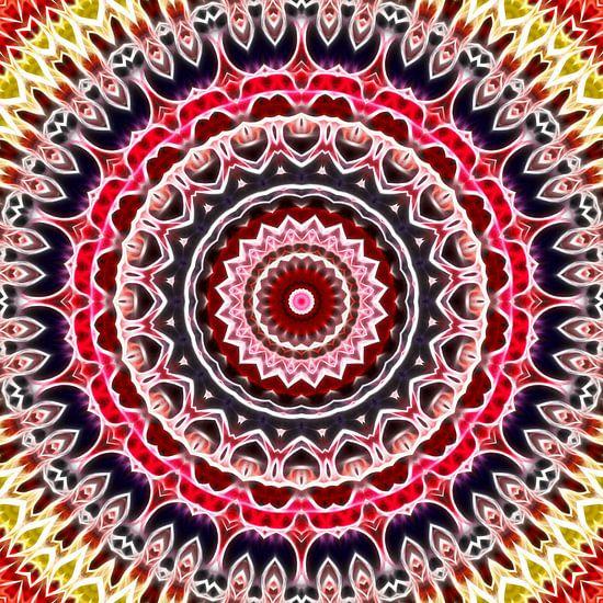 Mandala Fraktal 2