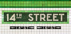 New York Subway 14th Street