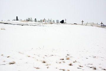 Winterlandschaft von Wim Frank