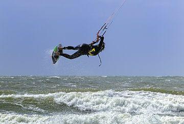 Texel - Kitesurfen van