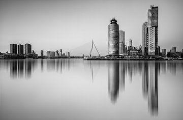 Rotterdam Panorama ... van Marco van Dijk