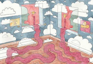 Rêve ou illusion ? sur Sandro Cocco