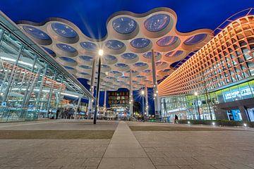 Hauptbahnhof Utrecht von Max ter Burg Fotografie