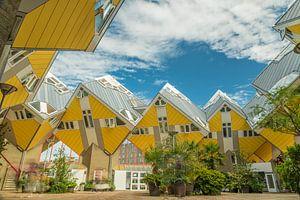 Kubuswoningen Rotterdam van