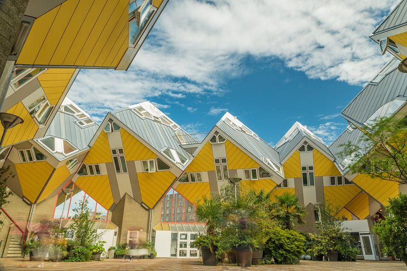 Kubuswoningen Rotterdam van Rene van Dam