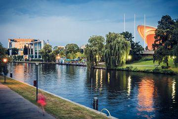 Berlin – Spree River sur Alexander Voss