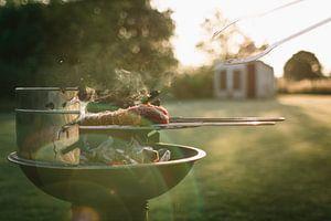 Zomerbarbecue van